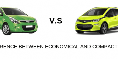 difference between economical and compact cars