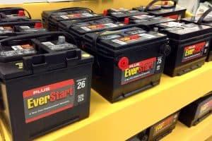 Picture of everstart walmarts car batteries warranty