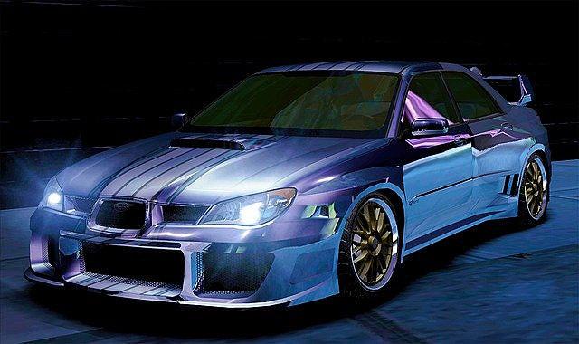 Subaru-Car