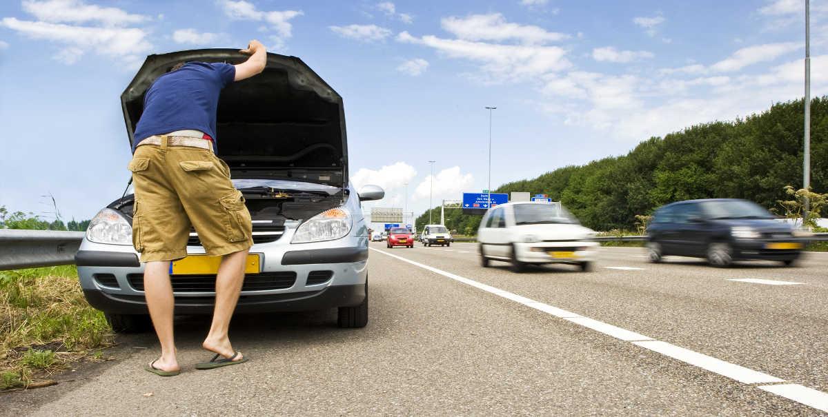 Car Shut Off While Driving