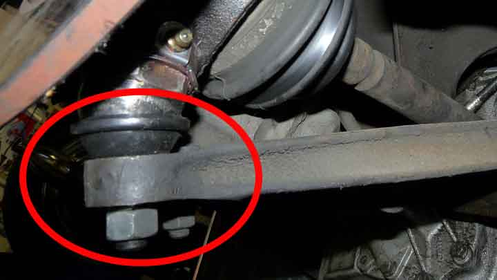 Bad Ball Joints