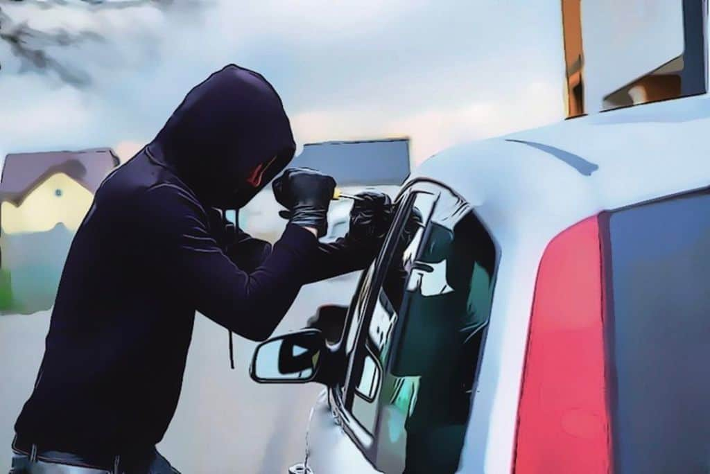 How to Track a Stolen Car Without GPS