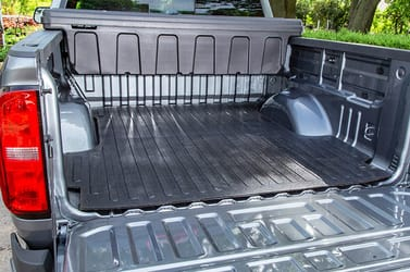 how to measure the truck bed