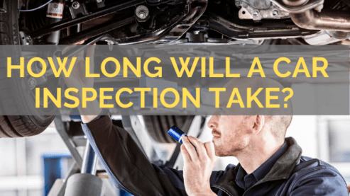 How Long Will a Car Inspection Take