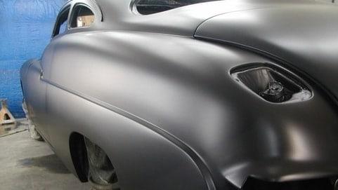 base coat paint car