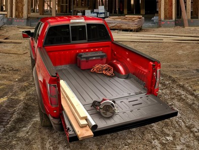 standard truck bed sizes