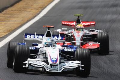 formula-one racing