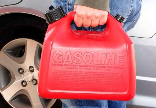 How to Dispose of Old Gasoline
