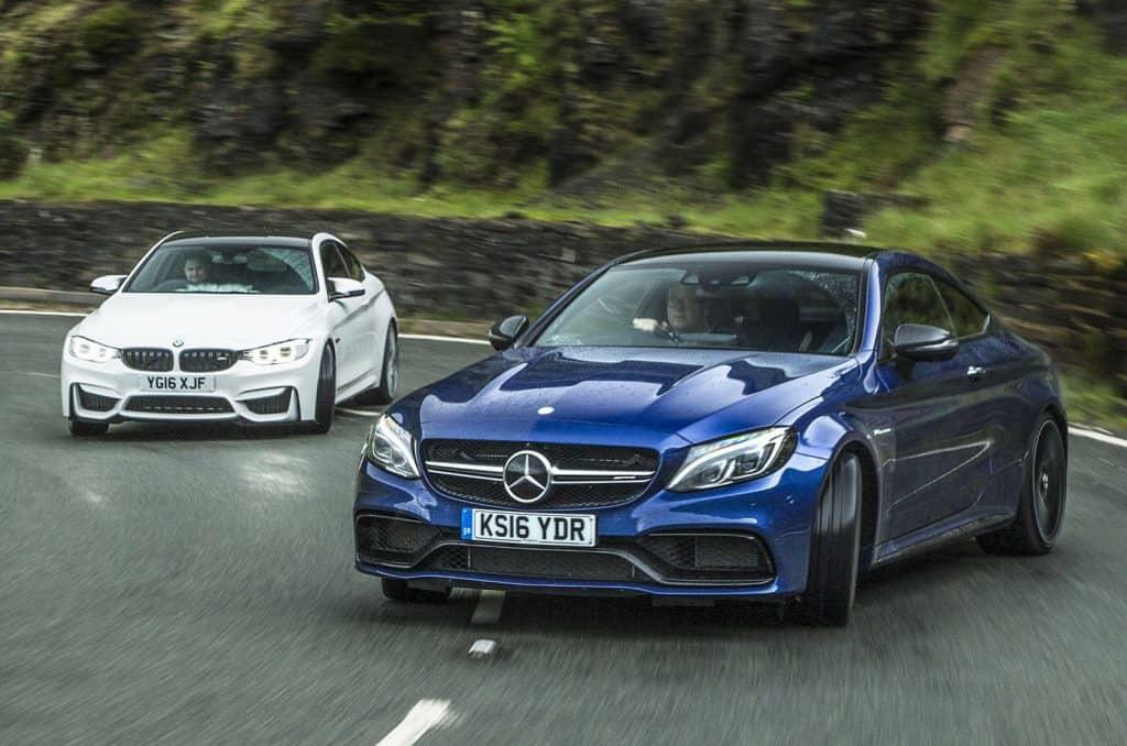 BMW vs Mercedes Audeince