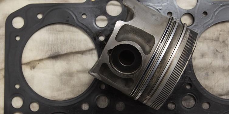 Bad pistons or rings