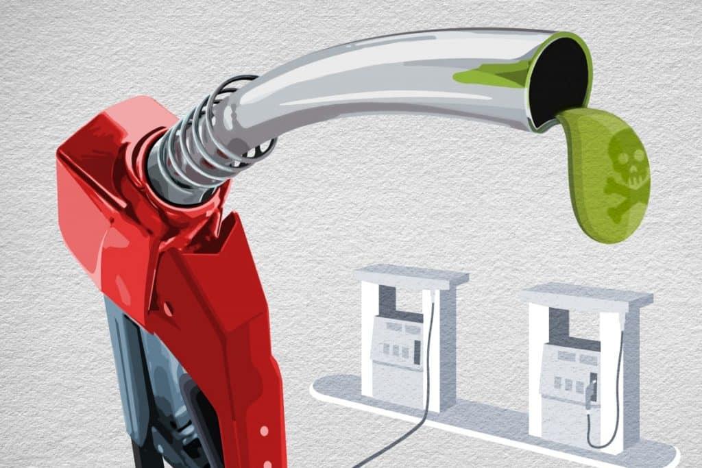 Contaminated Gasoline 2