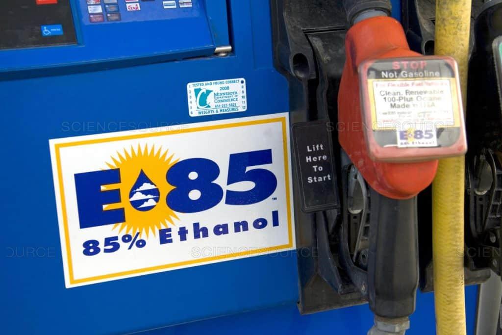 Ethanol Blend Gasoline