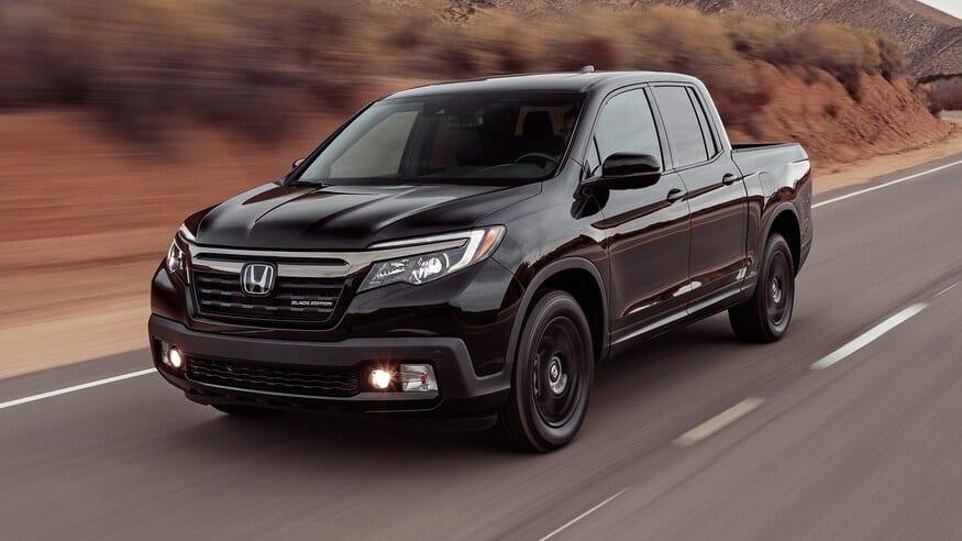 Honda Ridgeline Pickup Truck