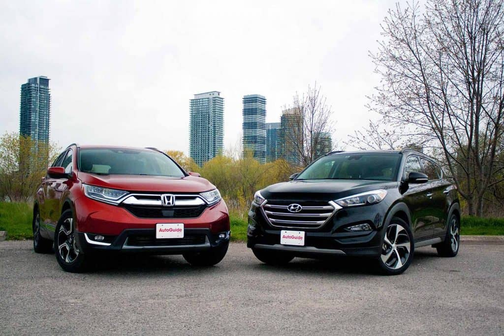 Honda and Hyundai
