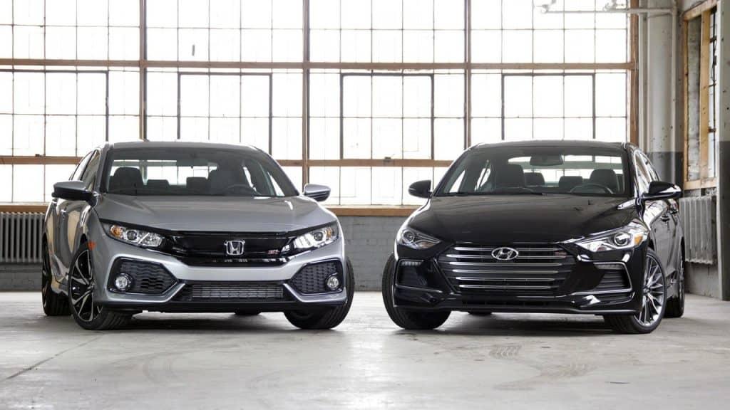 Hyundai vs Honda