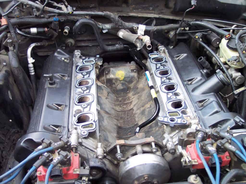 Intake Gasket Inspection