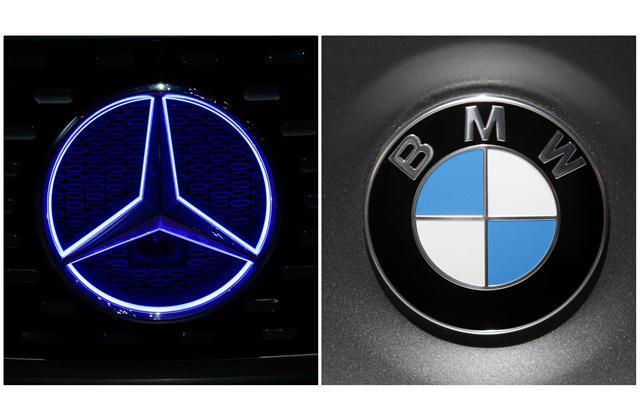 Price Mercedes vs BMW