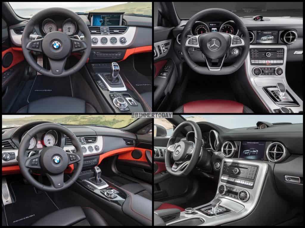 Technology BMW VS Mercedes