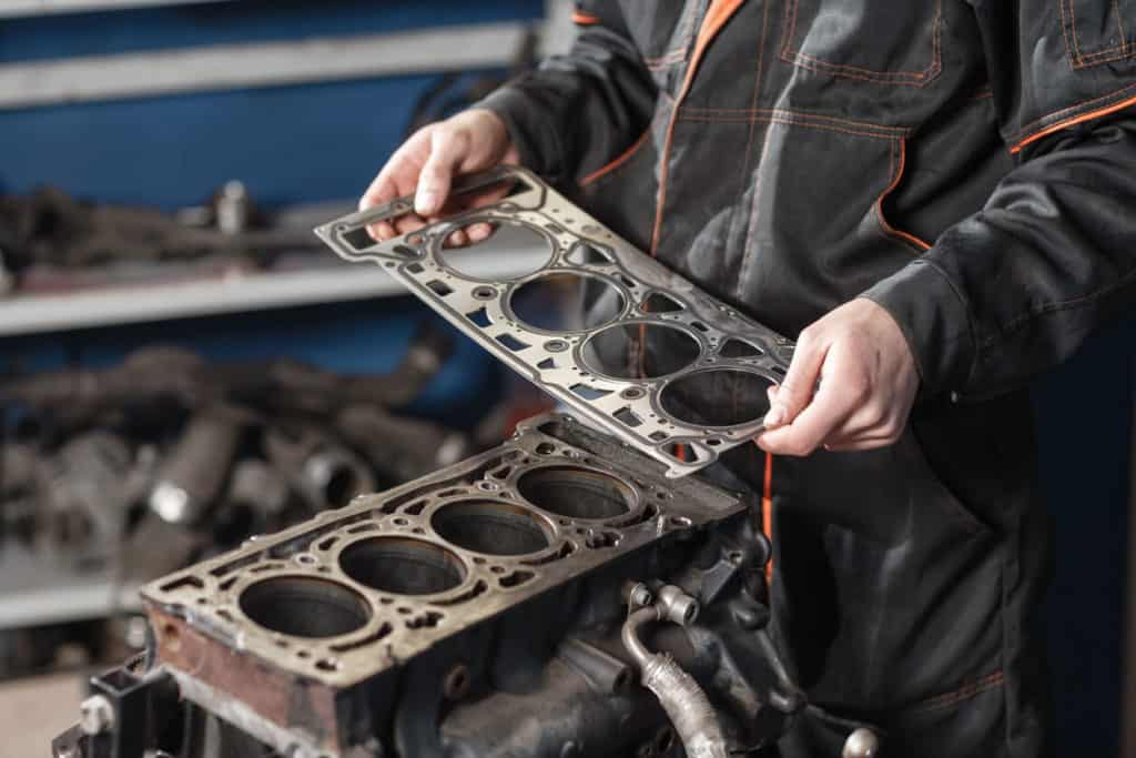 The Head Gasket Inspection