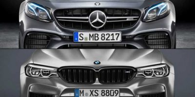 bmw VS Mercedes Car Varities