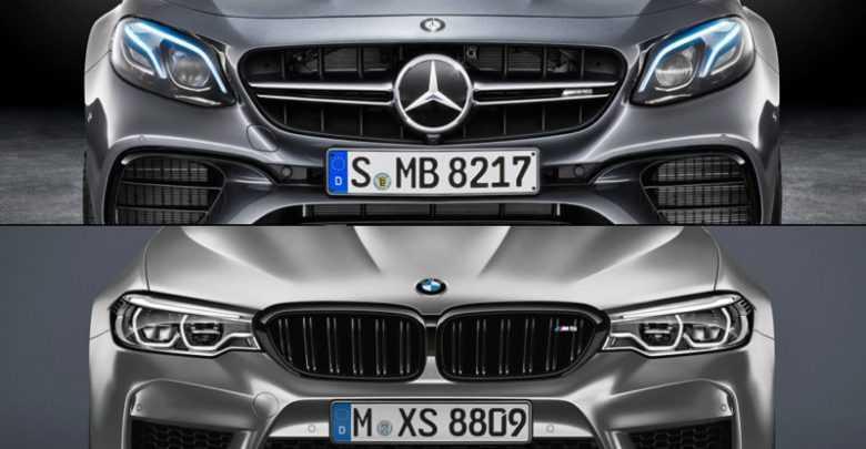 bmw VS Mercedes Car Varities