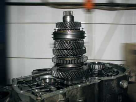 rebuild transmission 2