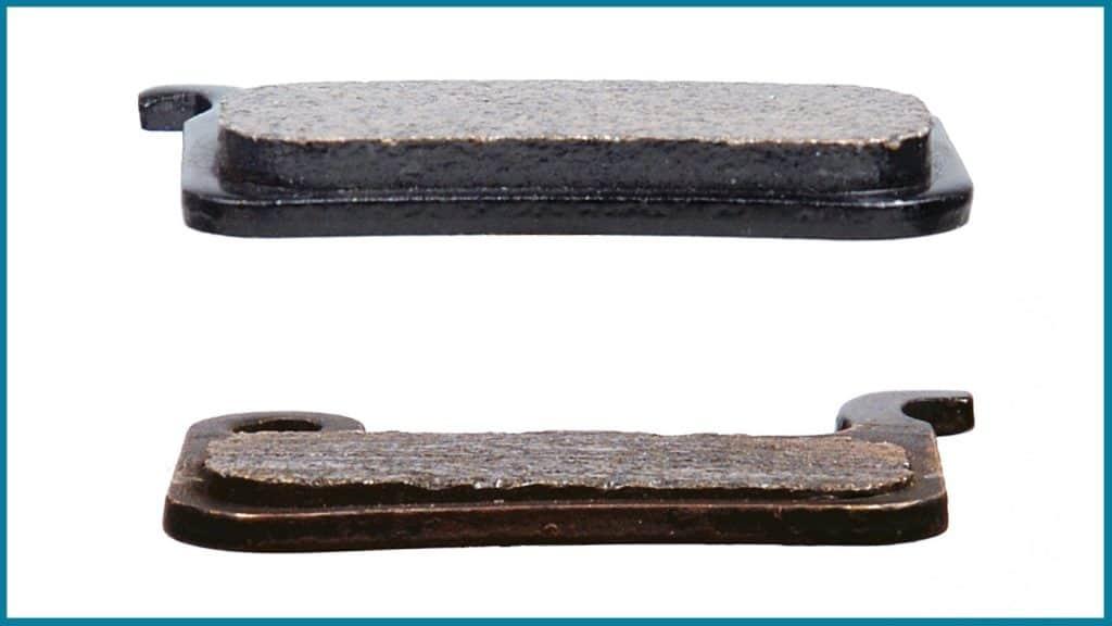 thining brake pad
