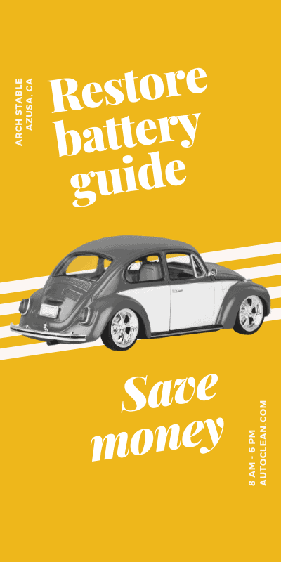 car battery guide