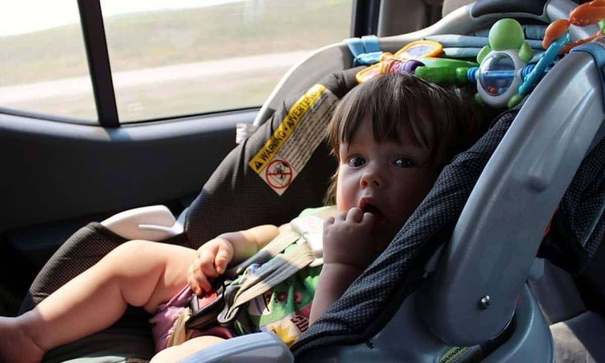 car seats for Children Under the Age of 2
