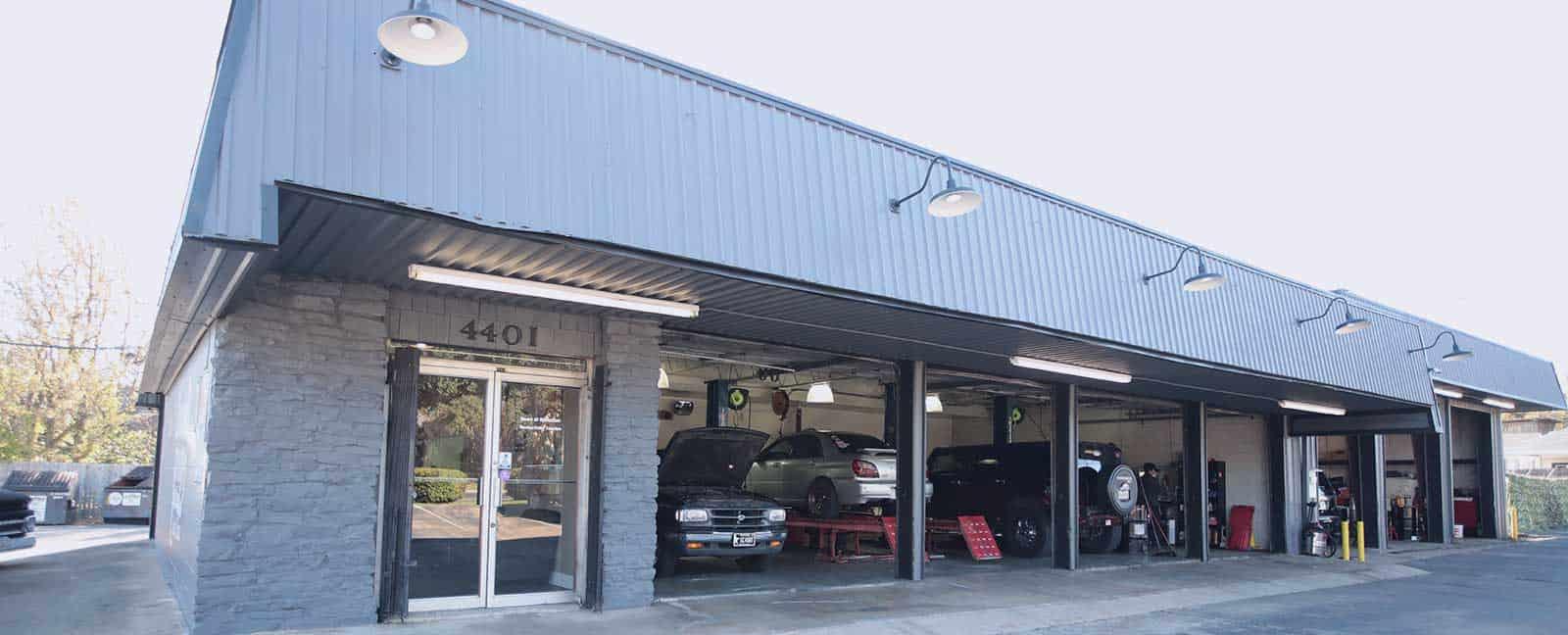 Local Mechanic Shop - Carcody