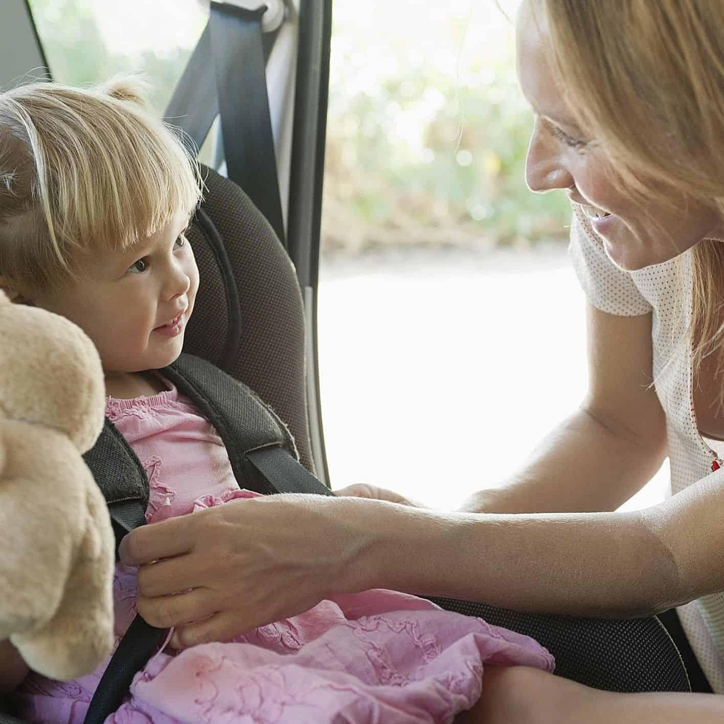 Car Seat Laws Ohio
