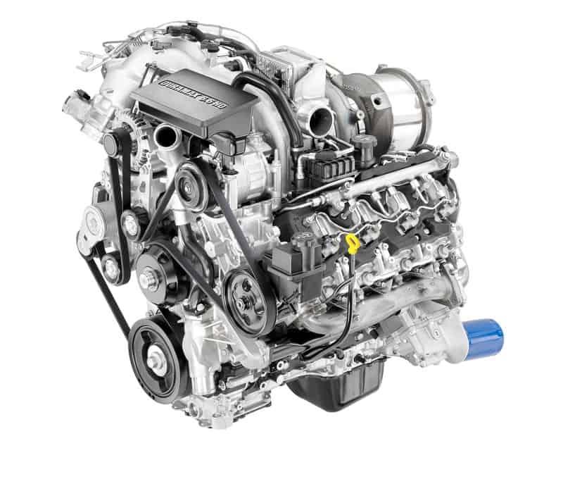 Fuel Economy of Duramax Diesel Engine Trucks