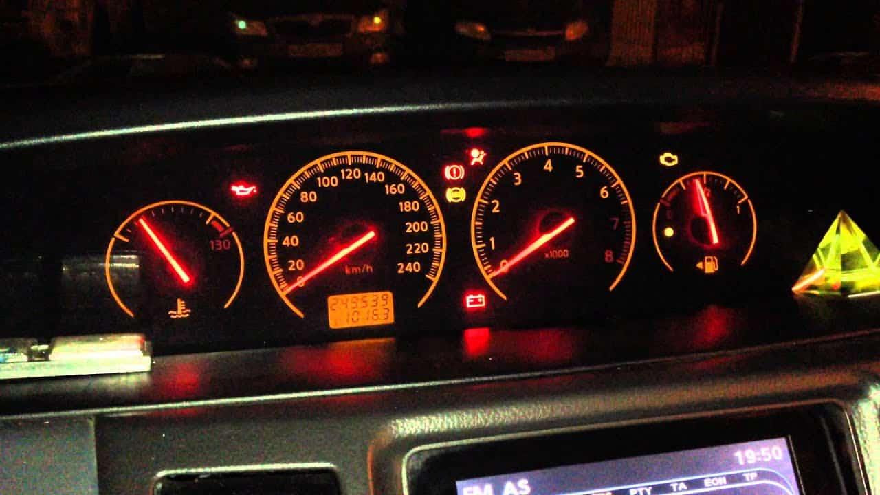 Airbag Light Wont Go Off