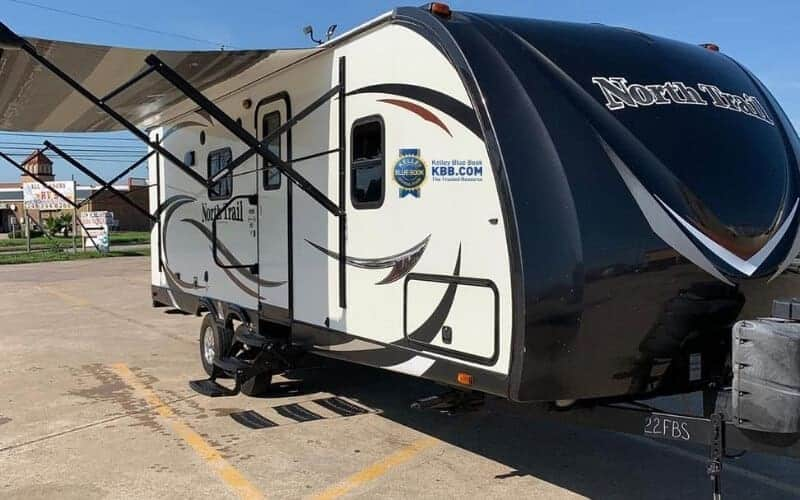Kelley Blue Book for RVs and Trailers