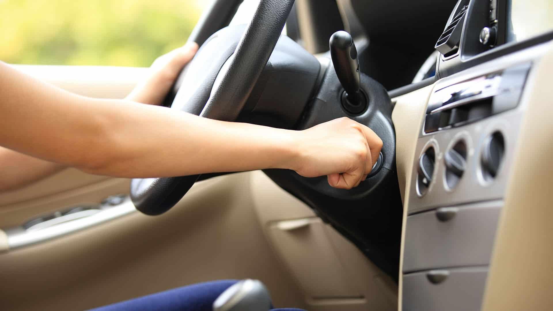 Anti-Theft System Car Won't Start
